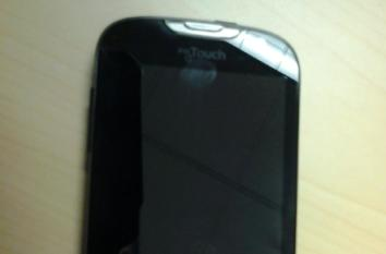 Huawei MyTouch for T-Mobile, meet Mr. Blurrycam