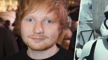 Star Wars : après Game of Thrones, Ed Sheeran apparaîtra dans l'épisode IX