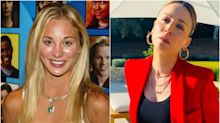 Kaley Cuoco cumple 35 años: así era en 2002 antes de interpretar a Penny en 'The Big Bang Theory'