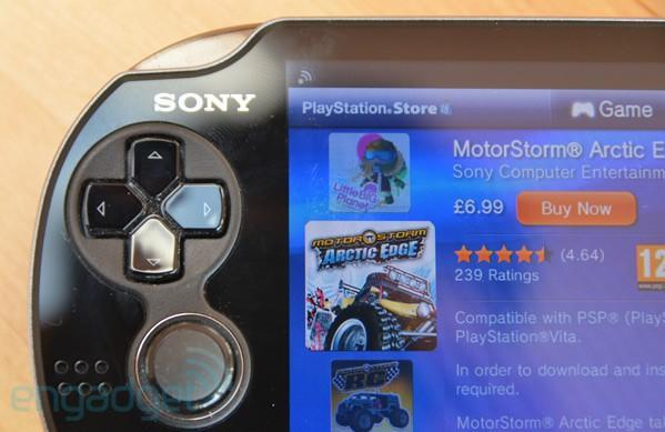 Pulled PSP titles restored to the Vita, security holes covered with tape