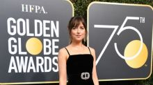 """Golden Globes dresses going up for auction in support of """"Time's Up"""" initiative"""