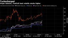 Options Market Darlings Virgin Galactic, Plug Power Are Surging Again