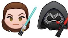 Disney just unveiled some new 'Star Wars' emojis, and the Force will be strong with your keyboard