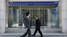 Asian Stocks Mixed as Sell-off Eases; Yuan Steady: Markets Wrap