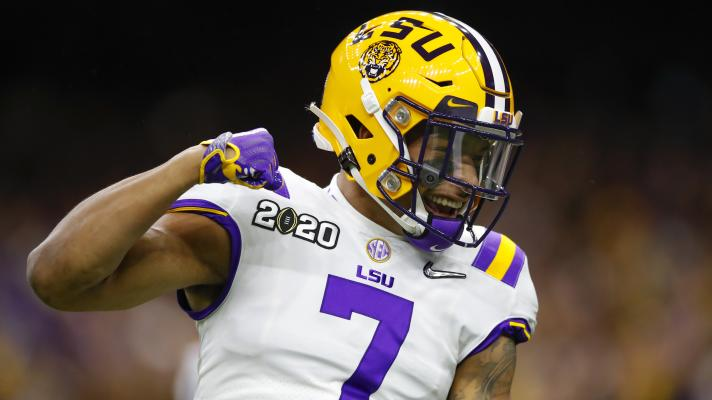 LSU S Grant Delpit explains how his time in Baton Rouge prepared him for the NFL