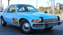 The Wayne's World AMC Pacer Is Headed to Auction
