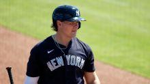 Luke Voit's 2021 Yankees debut just around the corner, Gio Urshela still day-to-day