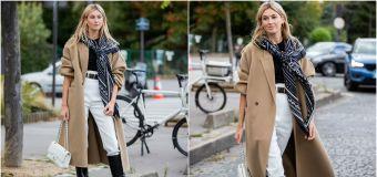 Cómo combinar el abrigo camel, la prenda estrella de este invierno