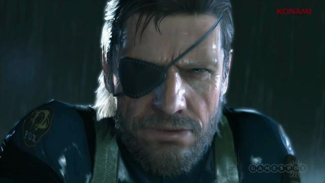 GS News - Snake not old in Metal Gear Solid Ground Zeroes