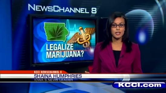 Iowa next to legalize marijuana?