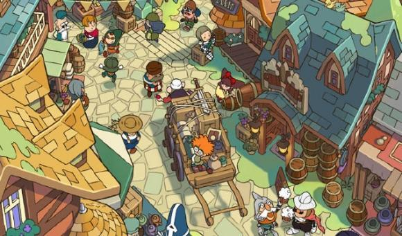 Level 5's Fantasy Life becomes reality in Europe next month