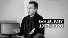 """""""Tu es le prof que j'aurais aimé avoir"""" : vos messages à la mémoire de Samuel Paty"""