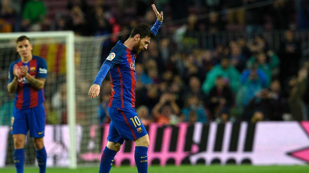 Messi, Kane, Ronaldo o Lewandowski: ¿quién hizo más goles por Liga en 2017?
