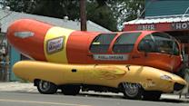 Take a tour of the Oscar Mayer Weinermobile