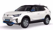 Mahinda MESMA-based SsangYong Korando e-motion EV revealed