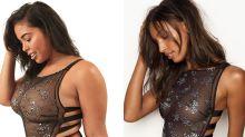 Modelo curvilínea reproduz fotos da Victoria's Secret e o resultado é incrível