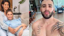 """Mãe de Andressa Suita posta reflexão e fãs enxergam """"indireta"""""""