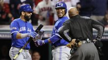 Blue Jays bite tongues on ump as offense lacks bite in Game 1 loss