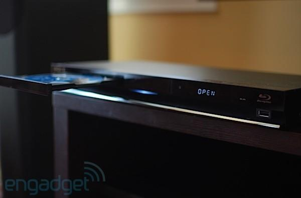 Sony BDP-S570 Blu-ray player review