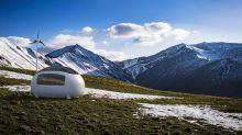 La casa-capsula futuristica da 80mila euro, autonoma e ecosostenibile