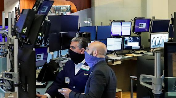Vaccine optimism pushed Dow to new record above 30,000; broader market rallies