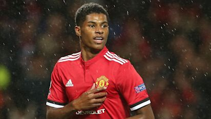 Marcus Rashford a true English treasure that seized his chance at Manchester United and broke the Golden Boy mould