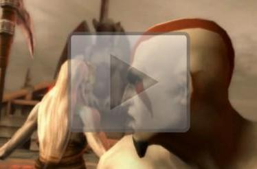 God of War: Origins E3 trailer is all angry and stuff