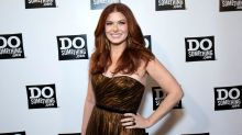 Debra Messing felt 'fat and ugly' during her 'Will and Grace' days