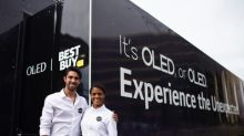 LG Display launches OLED TV Tour at Best Buy stores throughout the U.S.