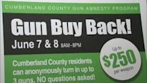 2-day 'Cash for Guns' buyback in Cumberland County