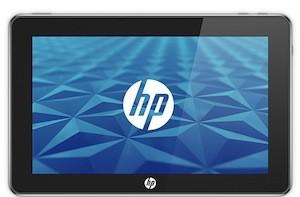 HP Slate no longer a consumer product, will arrive for enterprise this fall