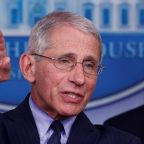 Americans should cover faces and also keep distance: Dr. Fauci