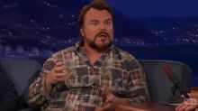 Jack Black calls Donald Trump an 'evil f***ing warlock' who stole Tenacious D's technique