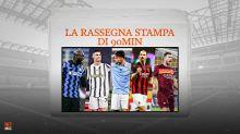 La Rassegna Stampa dei principali quotidiani sportivi italiani di sabato 8 maggio 2021