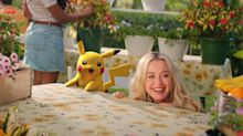 Katy Perry and Pikachu go on a glow-up journey in adorable 'Electric' music video
