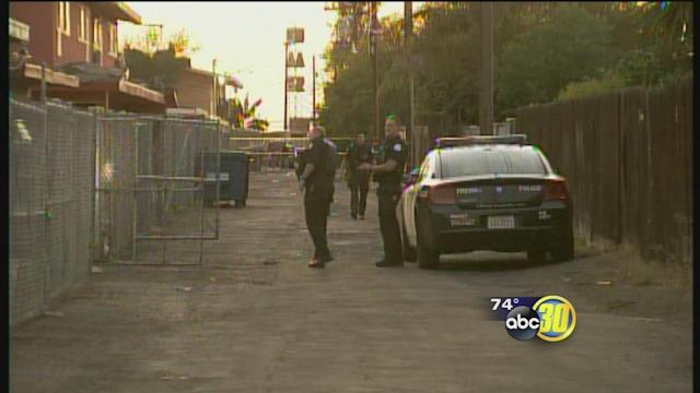 Officer-involved shooting on Weber and Princeton in Fresno