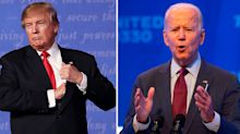 US Election 2020: Trump and Biden go head-to-head in first presidential debate