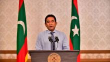 Maldives' president says preparing to step down with no regrets on any decisions