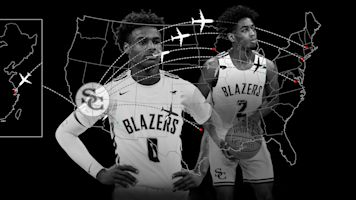 Road tested: Bronny's team racking up miles