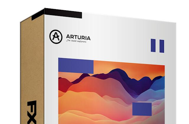 Arturia FX Collection 2 packs 22 plugins 'you'll actually use'