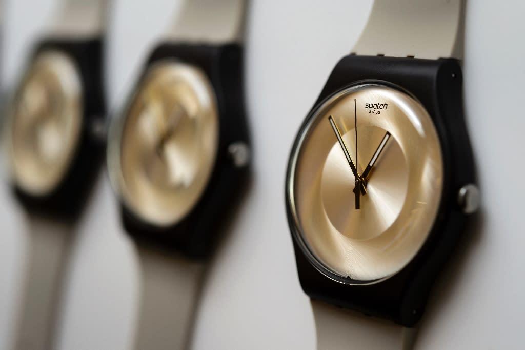 Swatch profits slow as attacks hit key markets