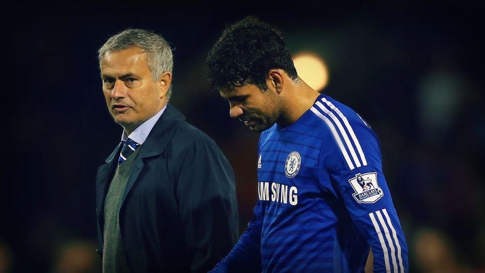 Chelsea, Diego Costa garde un bon souvenir de Mourinho