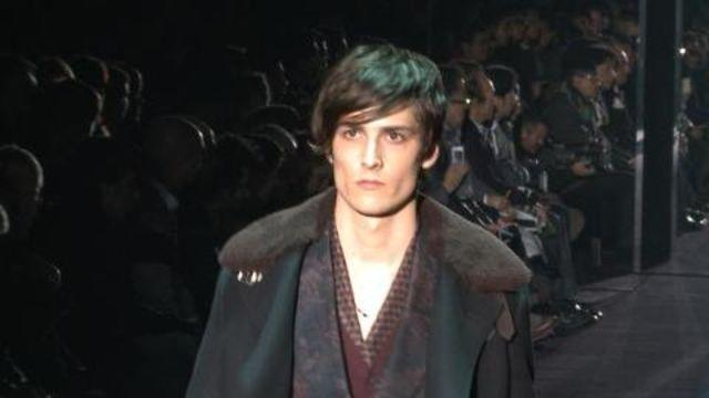Style.com Fashion Shows - Gucci Fall 2012 Menswear