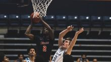 Men's basketball travels to UC San Diego