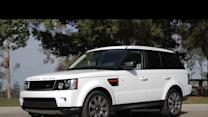 2013 Land Rover Range Rover Sport Overview