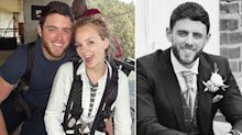 Murdered PC Andrew Harper's widow pays moving tribute to 'perfect husband'