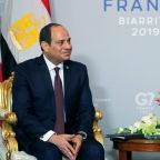 Trump, Awaiting Egyptian Counterpart at Summit, Called Out for 'My Favorite Dictator'
