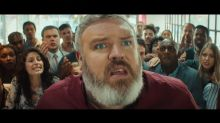 Hodor Can't Hold Off the Lunch Crowd in New KFC Commercial Inspired by 'Game of Thrones'