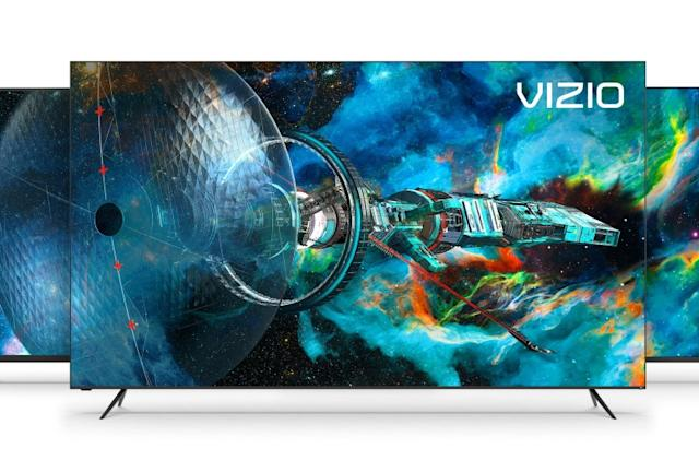 Vizio makes nearly as much money from ads and data as it does from TVs