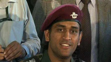 I would choose myself as captain: Dhoni